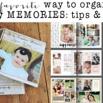 Organizing Family Memories