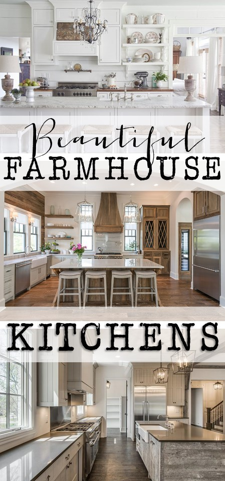 Farmhouse Kitchen 1
