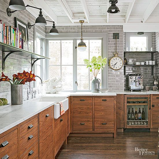 Beautiful Farmhouse Kitchen