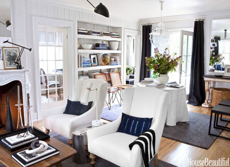 Farmhouse Accent Chairs 2