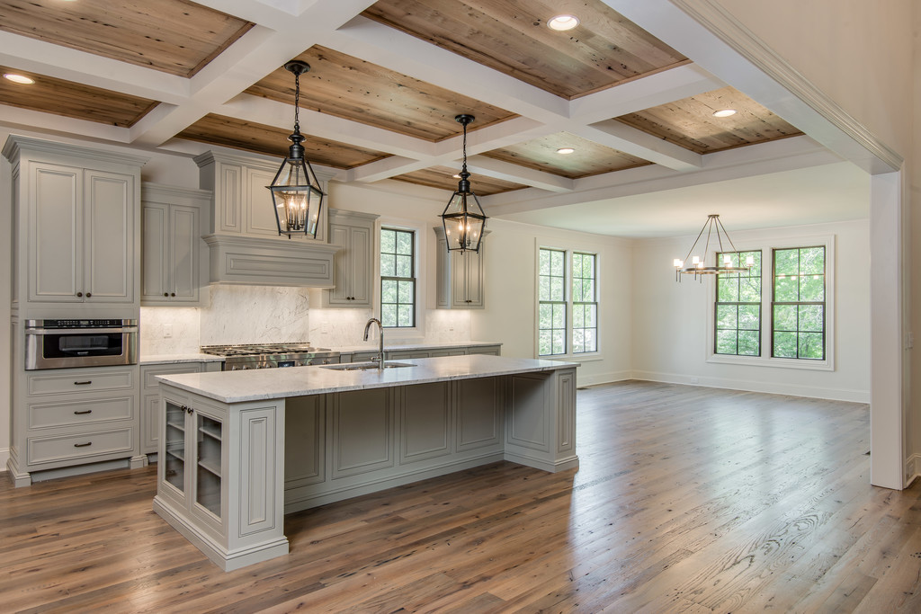 Friday favorites unique kitchen ideas house of hargrove Wooden house kitchen design