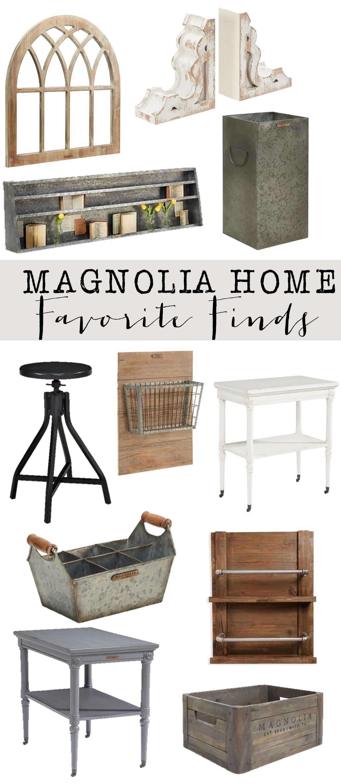 Friday Favorites Magnolia Home Decor House Of Hargrove