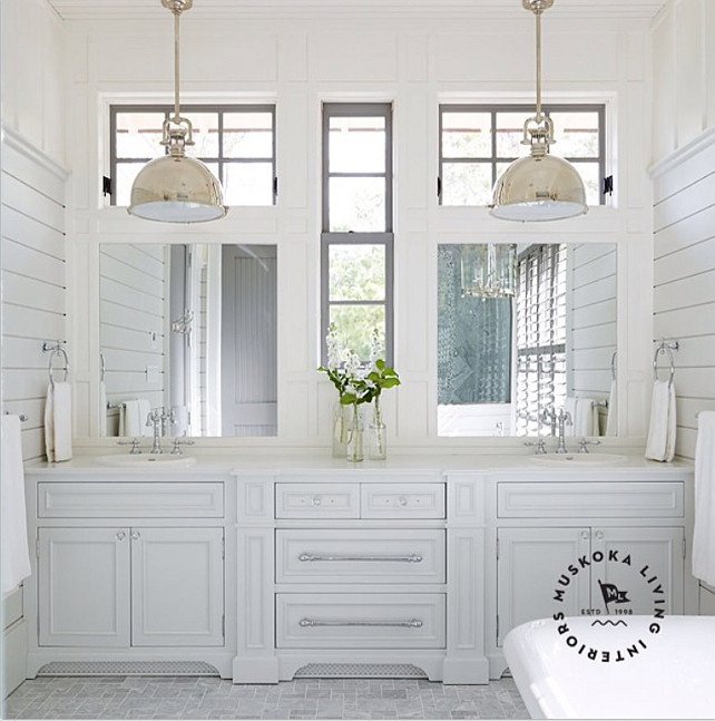 Farmhouse Bathrooms (19)