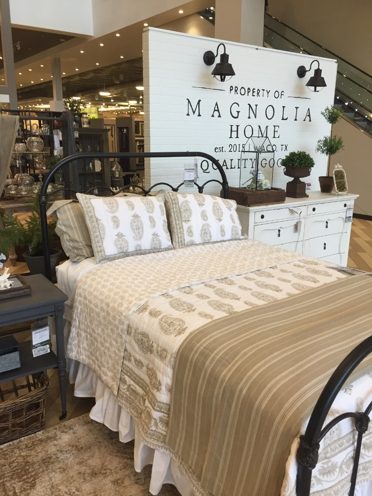 Magnolia home by joanna gaines house of hargrove - Magnolia bedding joanna gaines ...