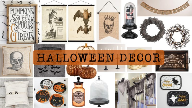 halloween home decor house of hargrove top pinterest home decor ideas for your halloween party