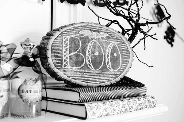 Craftaholics Anonymous, Halloween Decor Ideas