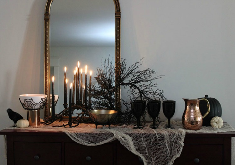The White Buffalo Styling Co, Halloween Decor Ideas