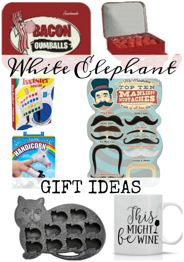 White Elephant Gift Ideas House Of Hargrove