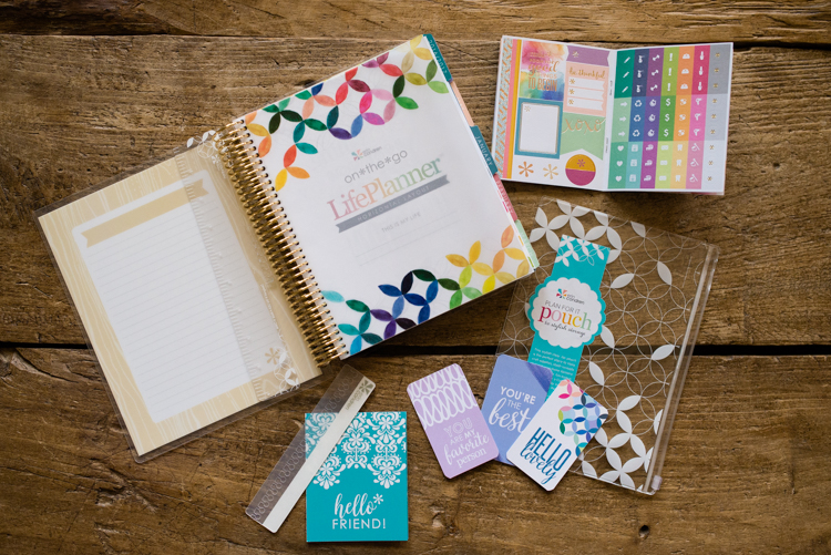 Wear it with Barrett: Erin Condren LifePlanner & Acrylic Tray