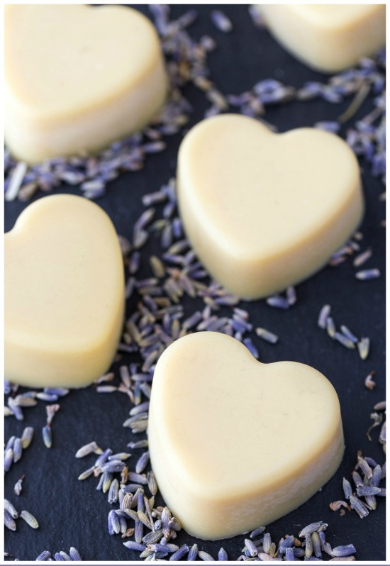 Lavender Bath Melts by Simply Stacie, 40 Valentines Gift Ideas via House of Hargrove