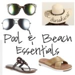 Wear it with Barrett: Pool & Beach Essentials