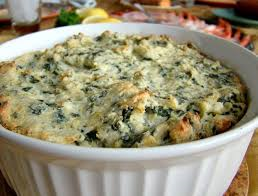Yummy Dips- Spinach Artichoke and Crab Delight
