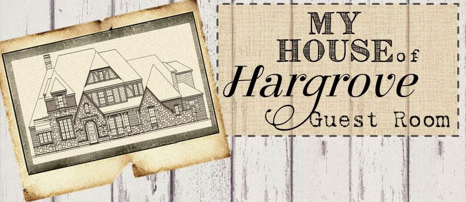 My House of Hargrove: New Guest Room