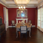 My House of Hargrove: Dining Room.  BEFORE version