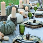How to Create a Beautiful Fall Tablescape: Pinterest Hack