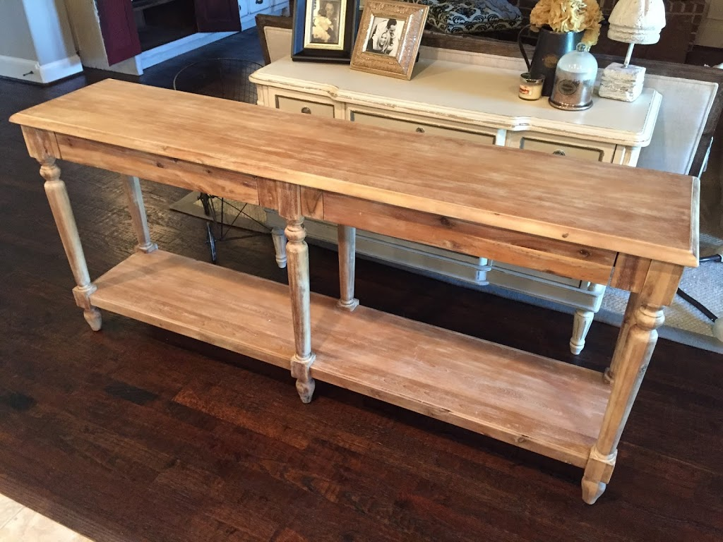 Farmhouse Console Table House Of Hargrove