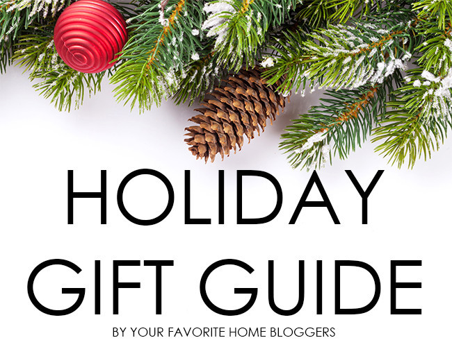 Holiday Gift Guide 2015-Blog Hop