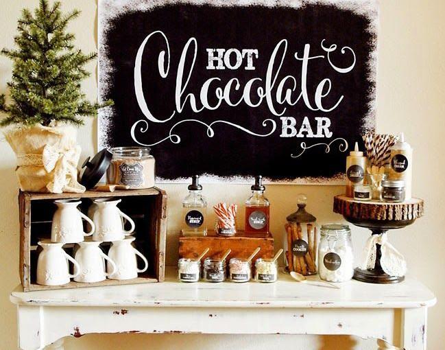Hot Cocoa Stand Cuteness