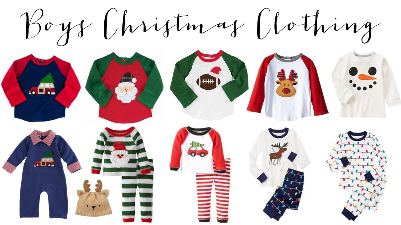 Kids Christmas Clothing - House of Hargrove