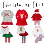 Kids Christmas Clothing
