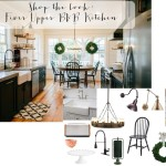 Get the look: Fixer Upper B&B Farmhouse Kitchen