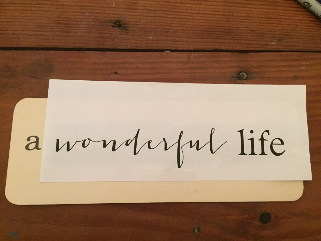 how to transfer lettering to make art (6)