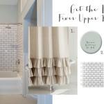 Get the Look: Fixer Upper Bathroom
