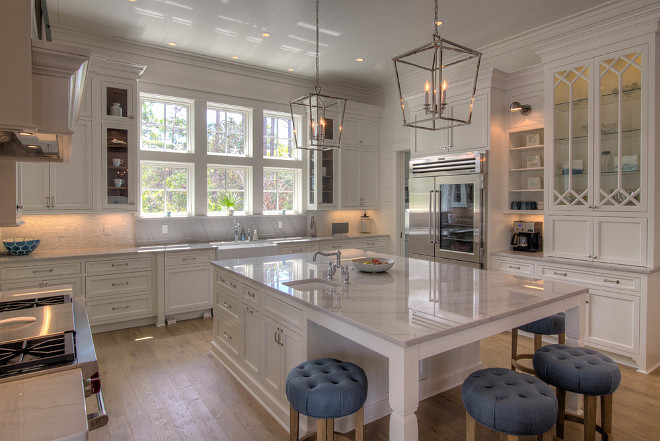 Beau Get Inspired By These Stunning White Kitchens.