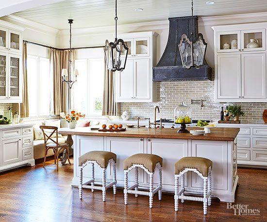 Beautiful White Kitchens (11)
