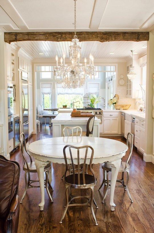 Beautiful White Kitchens (12)