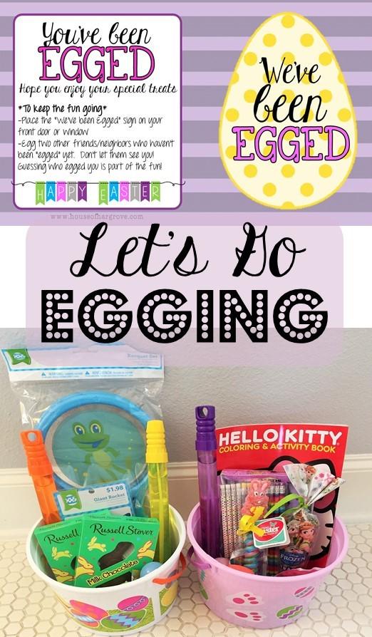 Egging