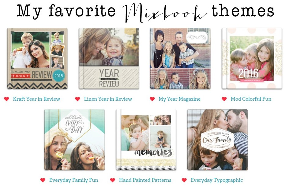 Family memory books (3)