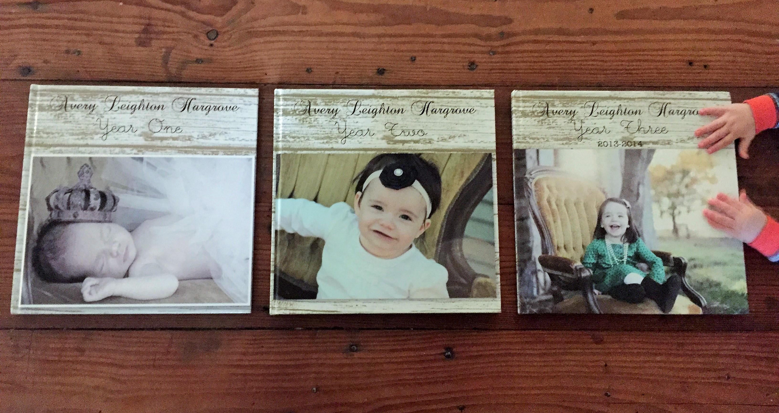 Family memory books (4)