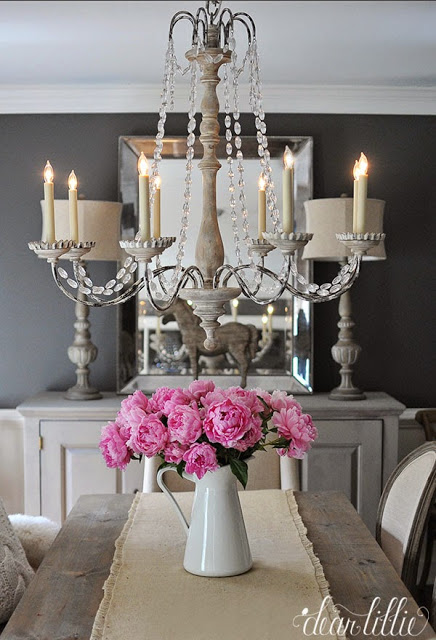 Friday Finds Farmhouse Chandeliers