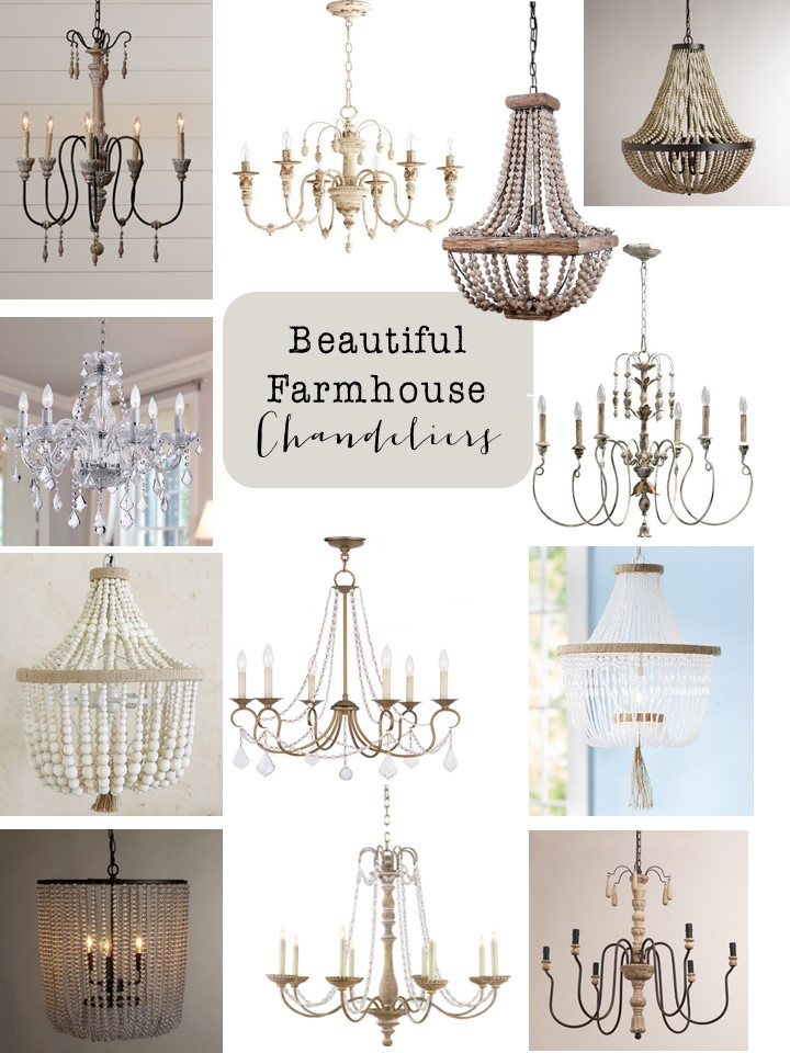 Farmhouse Chandeliers 2