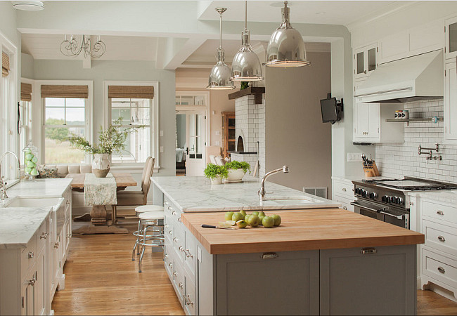 Farmhouse Kitchen friday favorites: farmhouse kitchens - house of hargrove