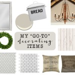 "Decorating Favorites- My ""go-to's"""