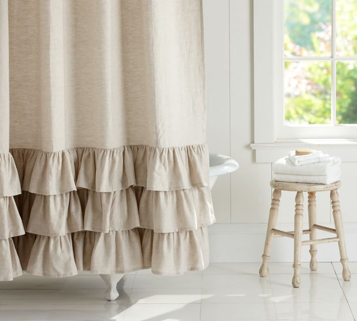 linen-ruffle-shower-curtain-o