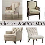 Friday Favorites: Farmhouse Accent Chairs