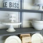 Farmhouse cabinet makeover