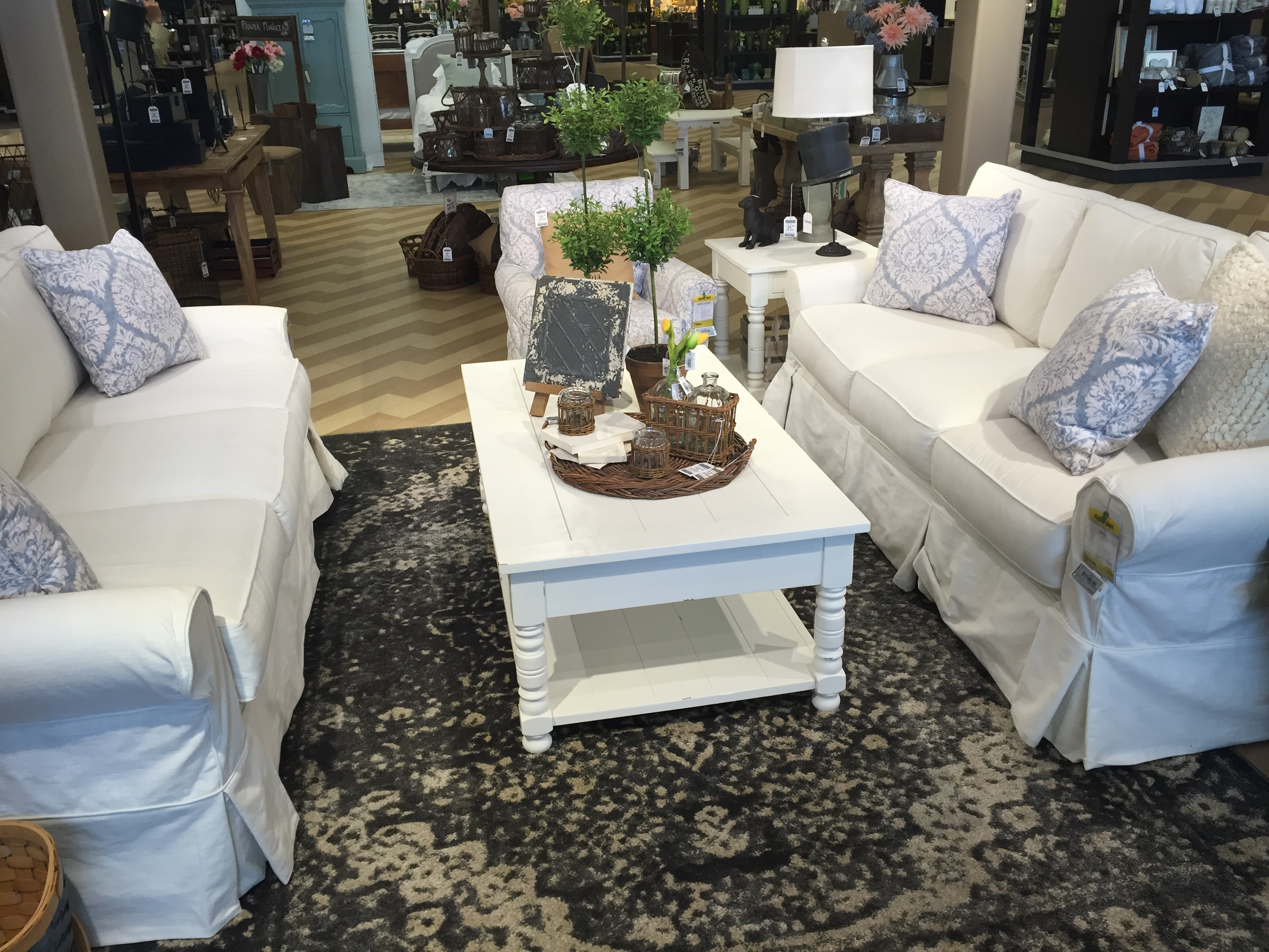 Magnolia home by joanna gaines house of hargrove for Furniture market