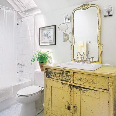 Farmhouse Bathrooms (23)