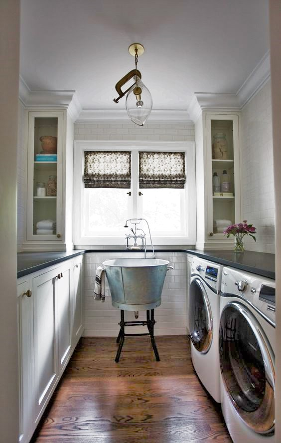 Amazing Sink Laundry Room