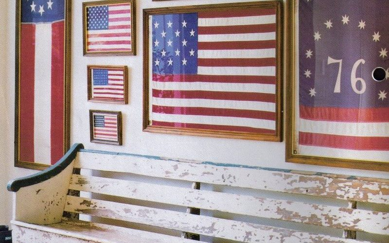 Patriotic Decor For Home: House Of Hargrove