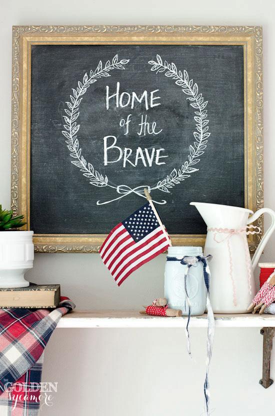 patriotic home decor (10)