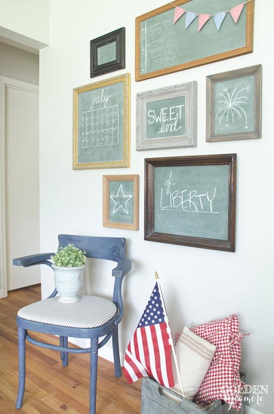... Patriotic Home Decor (8)
