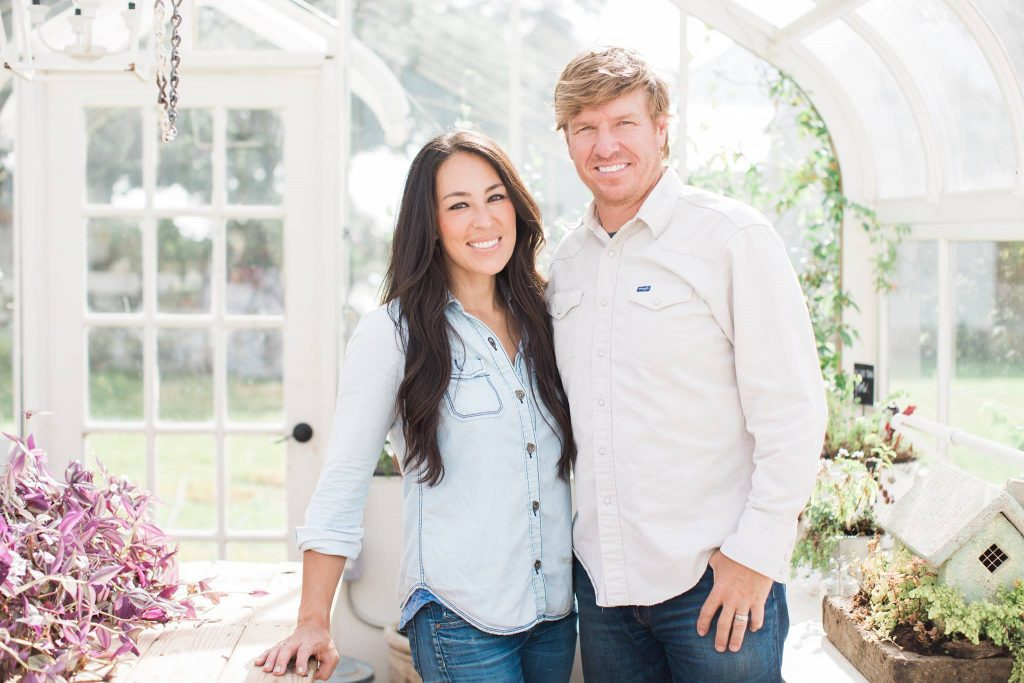 Meet Chip and Joanna Gaines