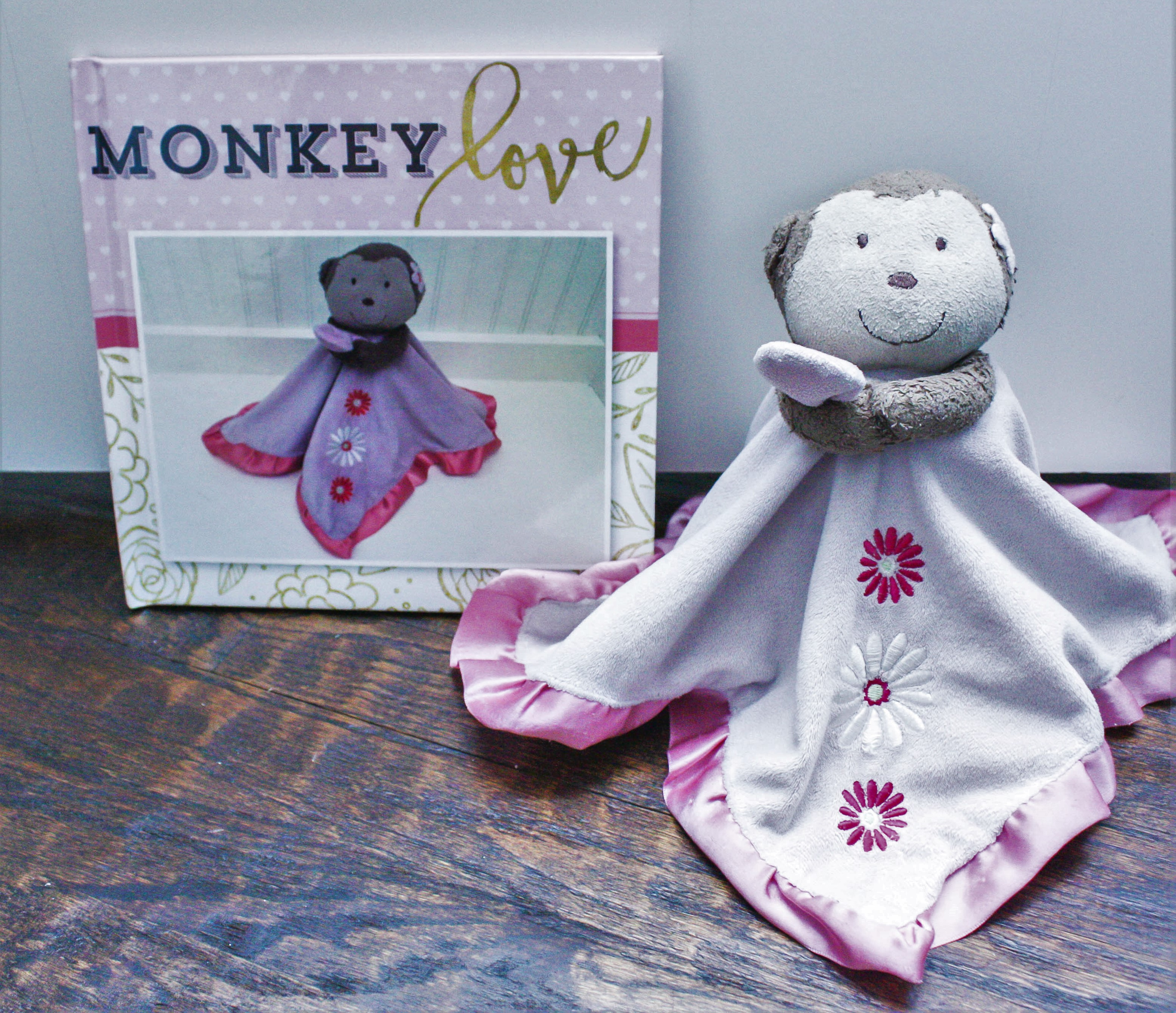 Perfect Birthday Gift Monkey Love 9