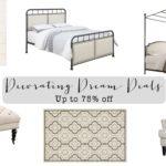Decorating Dream Deals