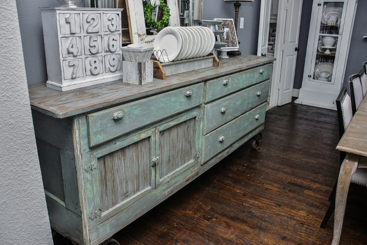 Antique Counter House Of Hargrove